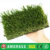 정원을%s 녹색 잔디밭 황금 제조 PE 인공적인 잔디