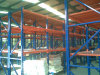 Carrinhos de aço do Shelving do metal ajustável do armazenamento do armazém