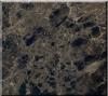 Темный сляб Emperador мраморный для гостиницы и коммерчески плитки настила/стены