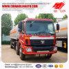 3 격실 유로 3 방출 25cbm 기름 연료 탱크 트럭