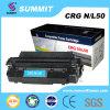 Toner van de Laser van de top Compatibele Patroon voor Canon Crg N/L50