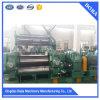 Geöffnetes mischendes Tausendstel des Gummi-Xk-360, zwei Rollentausendstel mit auf lagermischmaschine