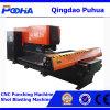 Ouvrir le type machine de presse de perforateur de commande numérique par ordinateur de tourelle de volant