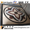 Edificio Matreial Waterjet/Mosaic Marble para Interior Decoration