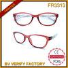 Fr3313 Óptica pessoal Óculos de leitura baratos