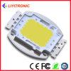 100W Bridgelux 45milの白い統合された穂軸LEDのモジュールチップ高い発電LED