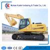 クローラー油圧掘削機の21tonおよび0.93cbmバケツ中国製