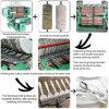 ハードウェアのディナー・ウェアのポーランド語のための磨く機械を磨く二重側面