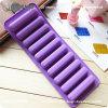 FDA purpurrote DIY 10 Finger-Silikon-Kuchen-Formen für Safe