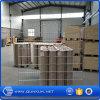 Fuente de la fábrica de China galvanizada y acoplamiento de alambre negro revestido del PVC que cerca en venta