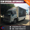 China 15m2 Outdoor Mobile LED Advertising Truck Scrolling Billboard Truck