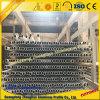 De Customerized Geanodiseerde Sectie van het Aluminium voor Aluminium om de Vierkante Buis van de Pijp