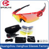 Protections UV Unbreakable PC Lens Fashion Sports Lunettes de soleil pour Ride Cycling Driving Running