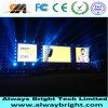 Visualización de pantalla de interior del alquiler LED de Abt P6 con precio de fábrica