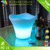 Cubeta leve diodo emissor de luz recarregável de Champagne