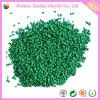 Masterbatch verde per materia prima di plastica