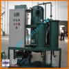 Purificador de petróleo hidráulico pequeno do tamanho, planta de filtro do óleo lubrificante