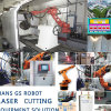 Покупка от фабрики машины плакирования лазера Китая