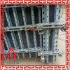 Cofragem em coluna de parede de aço de andaimes para construção
