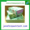 Rectángulo de regalo de papel de empaquetado plegable de encargo del rectángulo del rectángulo de papel del rectángulo
