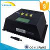 regulador Cm6048 de la carga de la batería del panel solar de la visualización de 60A 48V LCD