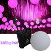 De Disco die van de Fabrikant van China RGB Kleurrijke LEIDENE van de Lift van de Verlichting Gebruik van de Bal voor de Club van de Nacht aansteekt
