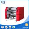 Buena calidad Semi-Auto película de estiramiento de corte longitudinal y rebobinado de la máquina