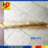 Eixo de cames das peças do forjamento e de motor Diesel da carcaça para KOMATSU 6D155