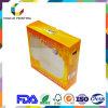 Cadre de empaquetage cosmétique d'impression du papier d'art d'OEM 400g d'usine 4c pour le shampooing avec la surface de Laminaton de lustre de guichet d'acétate
