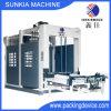 Receptor de papel de la vuelta automática/torno (1614LL)