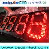 12inch 기름 또는 주유소 가격 손가락 체재 LED 표시 전시