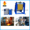 Middelgrote het Verwarmen van de Inductie van de Uitsmelting van het Ijzer van de Frequentie Gouden Smeltende Oven