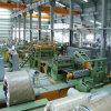 Линия стального металла катушки работая (вырезывание к длине или линии разрезать)