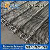 Banda transportadora inoxidable del acoplamiento del encadenamiento del alambre de acero de China para el horno