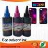 Tinta solvente fluorescente transparente de Nigeria Eco para Epson P50 XP420 L805 R252