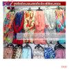 Agente de carga de seda de las existencias de la bufanda de la bufanda del poliester del mercado de Yiwu (C1012)
