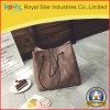 Mischfarbetote-Handtaschen PU-lederne Handtaschen für Frauen-Mädchen