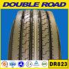 두 배 도로 1200r20 광선 트럭 타이어