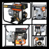 3  Water diesel Pump avec 3600rpm Engine Speed