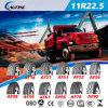 Camión de alta velocidad de los neumáticos TBR Neumático autobús Neumático radial de acero del neumático Tubeless Tyre (12R22.5 11R22.5)