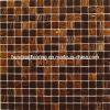 Mosaico de cristal de Goldline del azulejo de mosaico (HGM202)