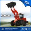 De Lader van het Wiel van het Type van Tractor Contruction van China 3000kg met Dieselmotor Deutz