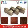 Diamante Segments de Core Drill Bit para Reinforced Concrete