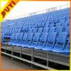 2013 Sistema del asiento de acero Nueva desmontable con los asientos de plástico