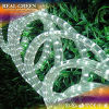 220V 2-drahtiges Standard Pure White LED Rope Light