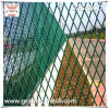 Acoplamiento ampliado cubierto PVC del metal para la cerca