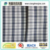 T/C Fabric 45s*45s Plaid Fabric Poli-Cotton
