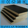 Горячее Sale 18mm Plywood Black Film Faced Plywood