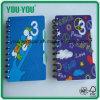 従がうStyle Spiral Notebook、Tabsの3dividers