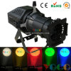 180W DEL Stage Profile Imaging Gobo Projector Leko Wedding Light